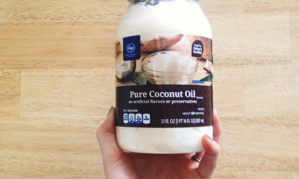 Take Care – Coconut Oil Hair Mask
