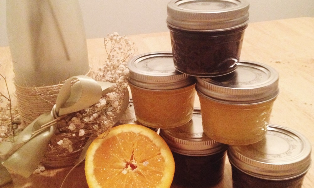 DIY Body Scrubs